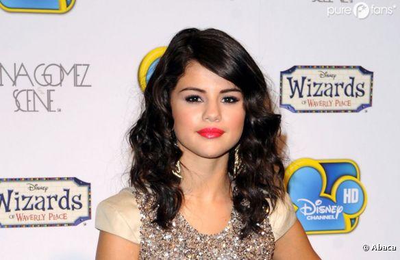 Selena Gomez à une avant première