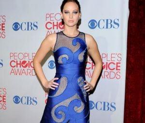 Jennifer Lawrence aux People's Choice Awards 2012