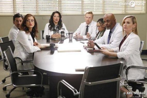 Premier aperçu de l'épisode alternatif de la saison 8 de Grey's Anatomy