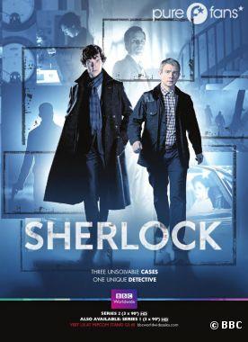 Poster de Sherlock