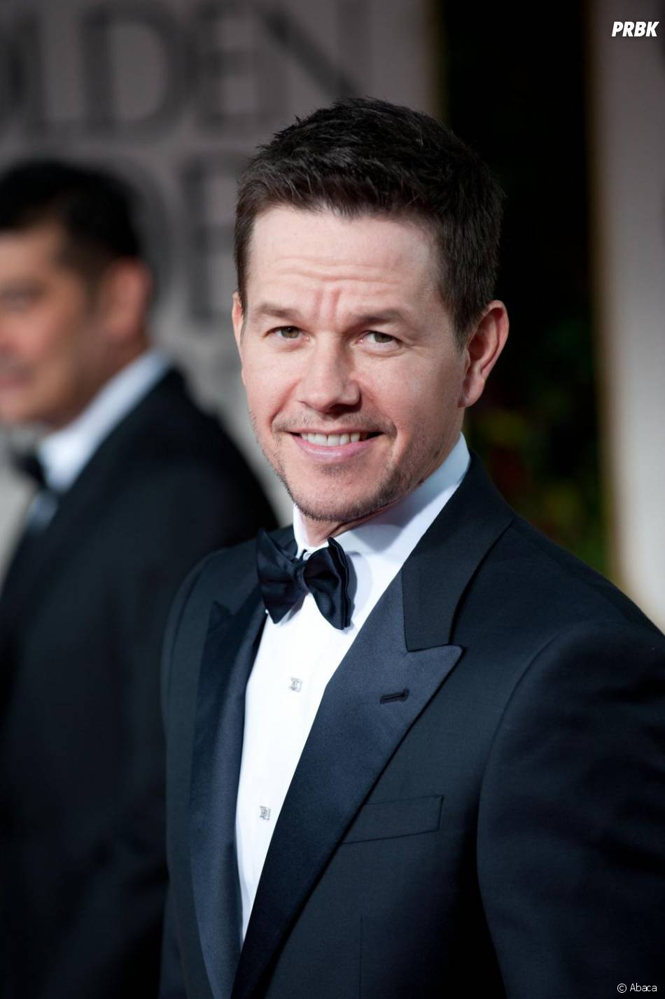 Mark Wahlberg aux Golden Globes 2012