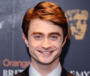 Daniel Radcliffe samedi dernier en direct à la télévision.