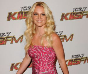 Britney Spears en robe de soirée