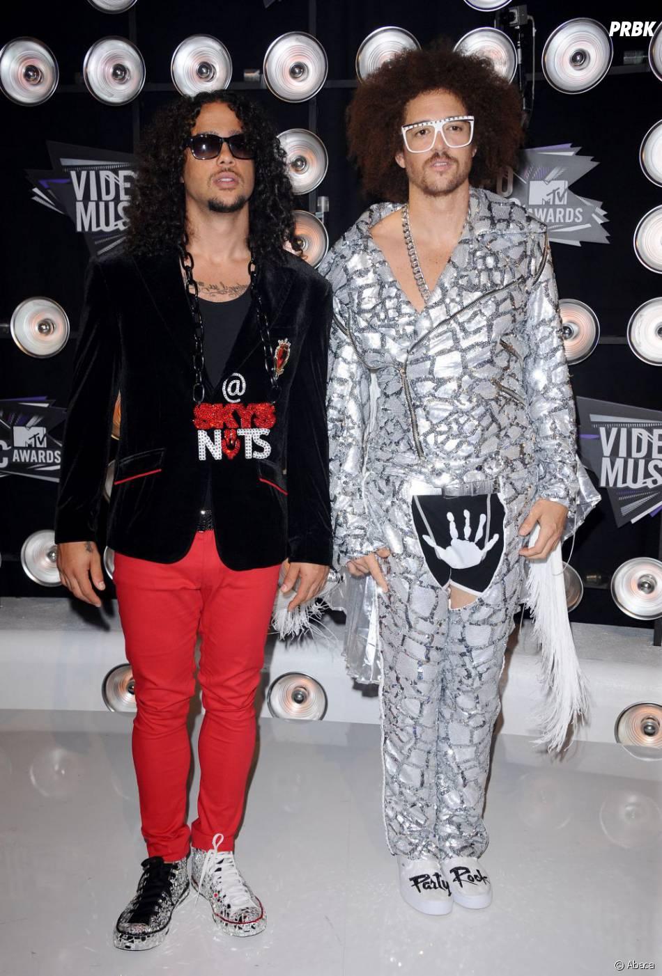 LMFAO aux MTV Video Music Awards 2011