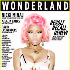 Nicki Minaj : Reine des barbies pour la couv' de Wonderland (PHOTO)