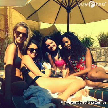 Selena et ses copines