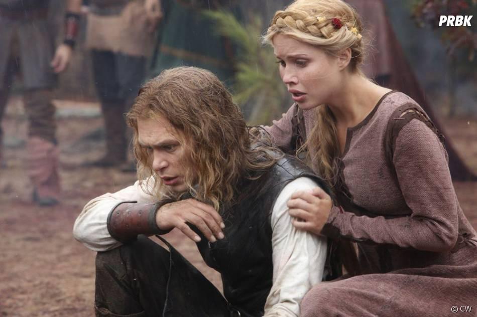 Klaus et Rebekah dans Vampire Diaries