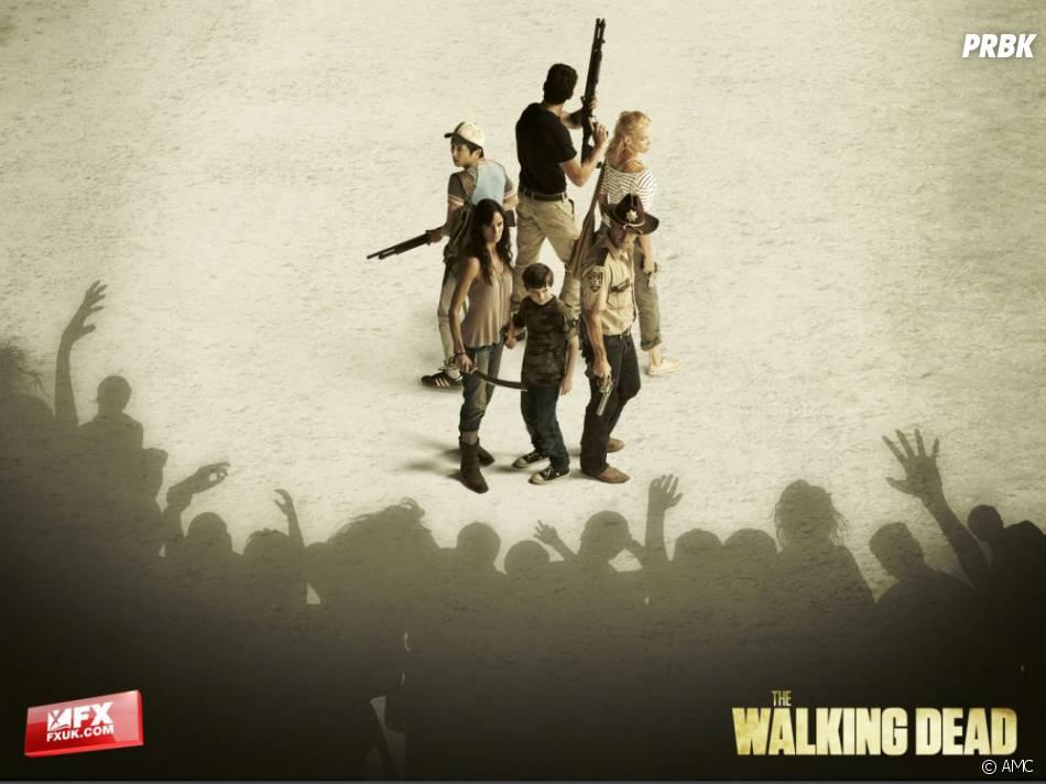 The Walking Dead saison 2, les zombies attaquent !