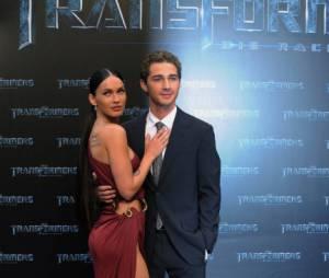 Megan Fox et Shia LaBeouf. Le duo sexy reviendra-t-il pour Transformers 4 ?
