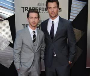 Shia et Josh en route vers un 4e volet de Transformers ?