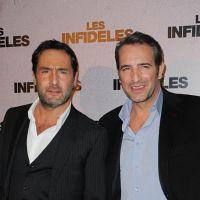 Jean Dujardin fidèle aux Infidèles avant les Oscars (PHOTOS)