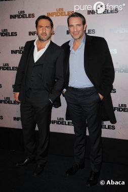 Gilles Lellouche et jean Dujardin réunis pour Les Infidèles