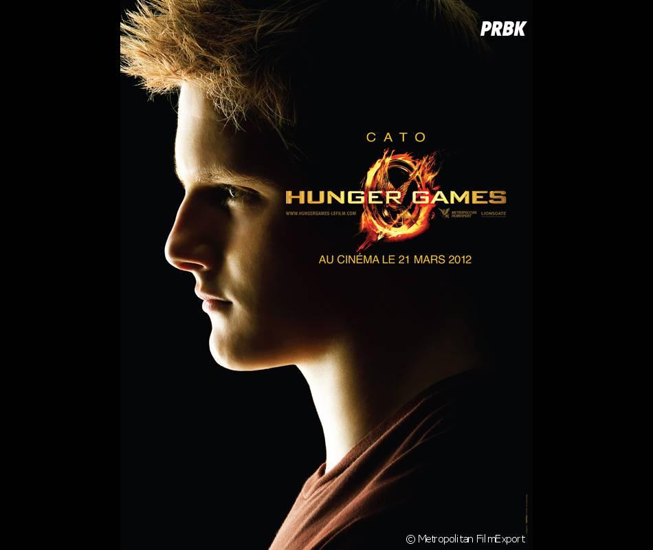 Le poster 100% Cato