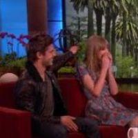 Taylor Swift et Zac Efron : duo très complice sur le Ellen DeGeneres show (VIDEO)