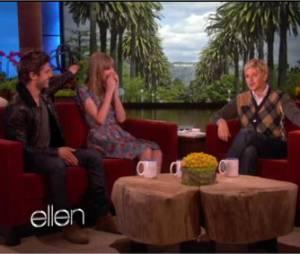 Taylor Swift et Zac Efron répondent à toutes les questions de Ellen Degeneres