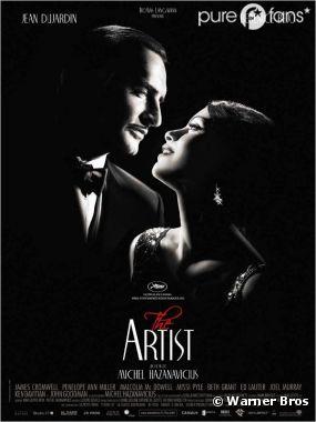 The Artist favori pour l'Oscar du Meilleur Film