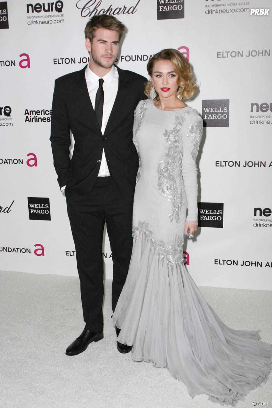Miley Cyrus et Liam Hemsworth, ultra classe