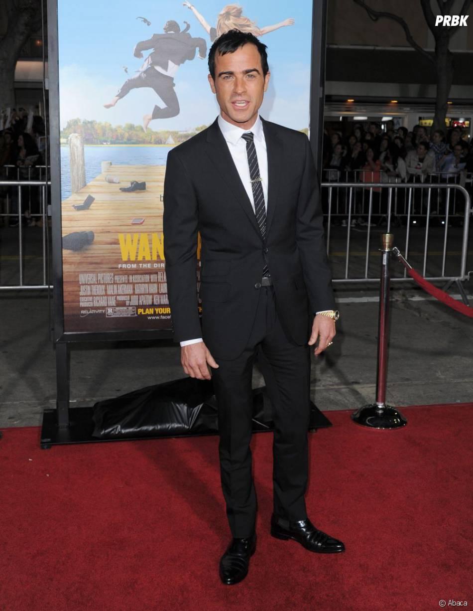 Justin Theroux au top sur le tapis rouge