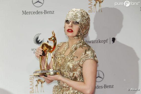 Lady Gaga était harcelée à l'école