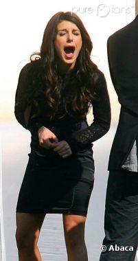 Shenae Grimes, époustouflée par Elizabeth Olsen