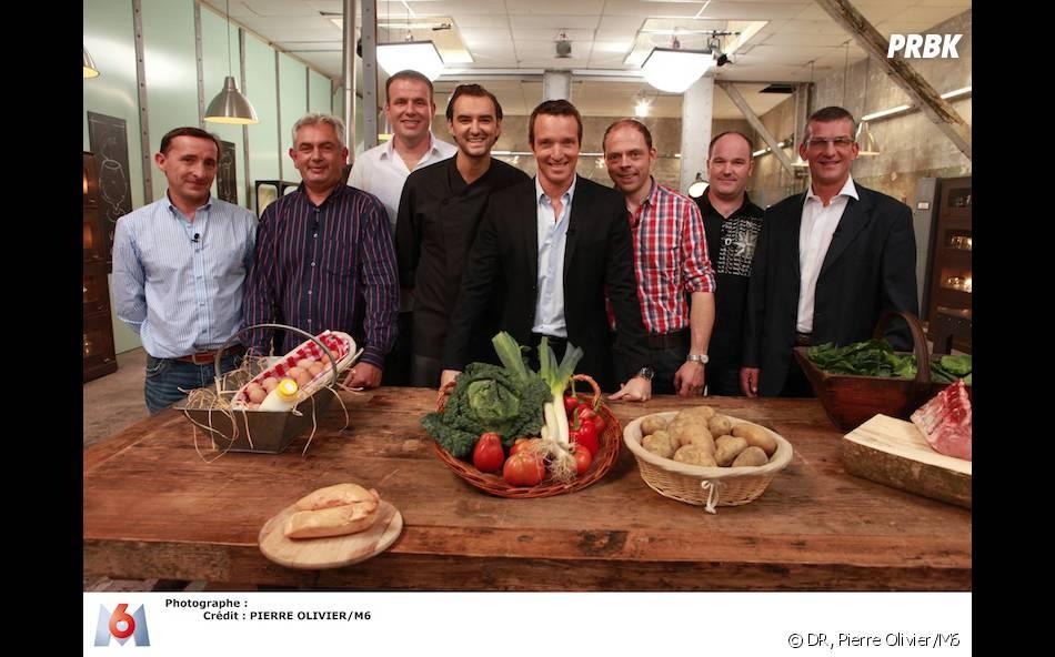 Top chef 2012 l 39 amour est dans le pr et la cuisine - Amour dans la cuisine ...