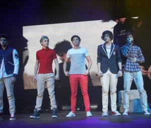 One Direction, les membres tujours au top