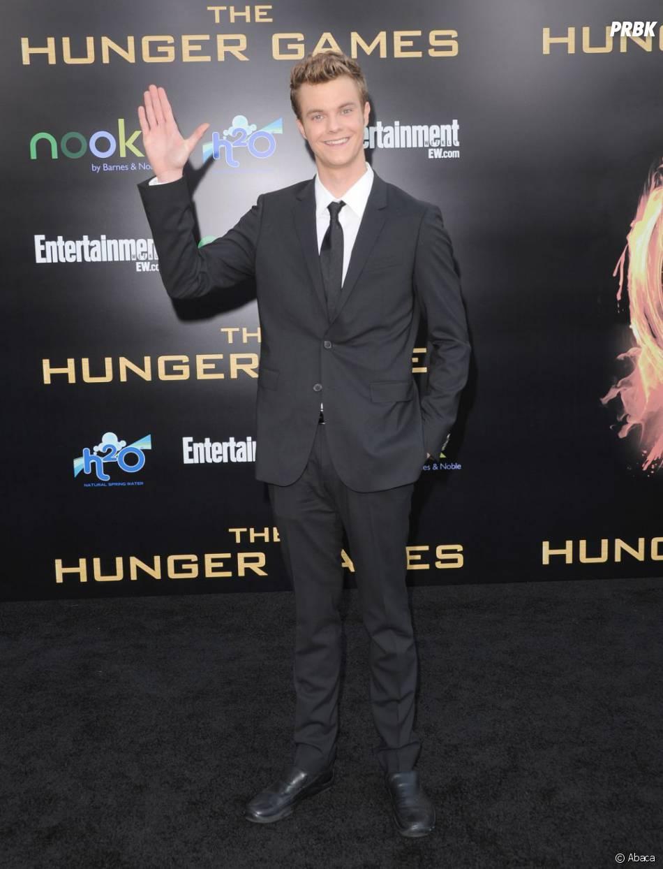 Jack Quaid joue Marvel dans Hunger Games