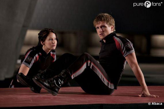 Katniss et Peeta reviennent dans Hunger Games 2