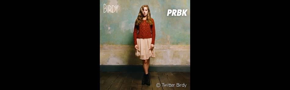 La pochette de son premier album solo avec seulement 15 printemps au compteur !
