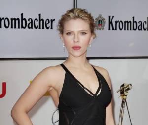 Scarlett Johansson au top !