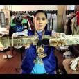 Kev Nish le chanteur de Far East Movement