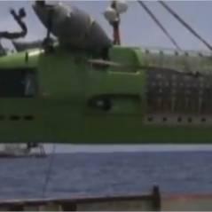 James Cameron un peu plus près des étoiles ... de mer ! (VIDEO)