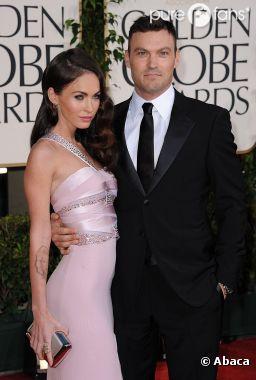 Megan Fox et Brian Austin Green sur le tapis rouge !