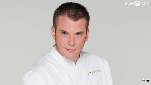 Norbert candidat malheureux de Top Chef 2012