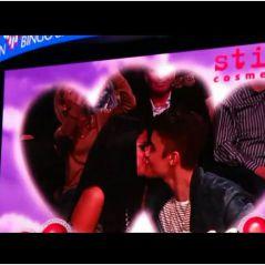 Justin Bieber et Selena Gomez : un gros kiss devant Tony Parker ! (VIDEO)