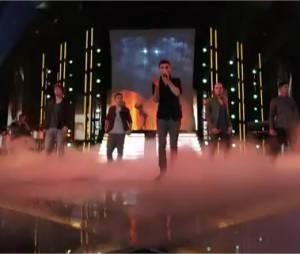 The Wanted enflamme le plateau de The Voice
