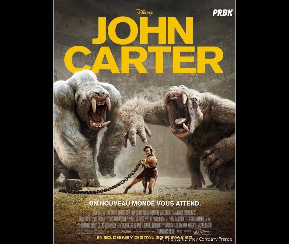 John Carter a couté cher à Disney !