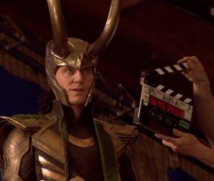 Dans les coulisses du film The Avengers