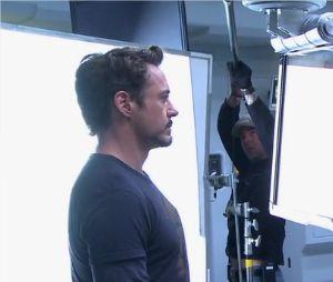 Robert Downey Jr face à Mark Ruffalo