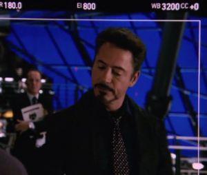 Dernière partie de la vidéo des coulisses d'Avengers