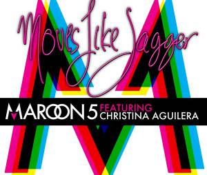 Maroon 5 et son punchy Moves Like Jagger