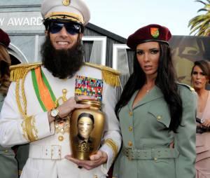 The Dictator, encore plus barré que Borat ?