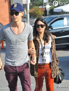 Vanessa Hudgens follement amoureuse de son Austin Butler