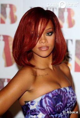 Rihanna totalement radieuse
