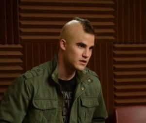 Blaine se transforme en Puck dans Glee