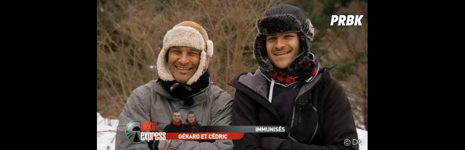 Gérard et Cédric sont assurés d'aller aux Philippines