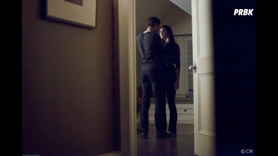 Elena a choisi Stefan