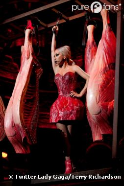 Lady Gaga prépare une tournée saignante !
