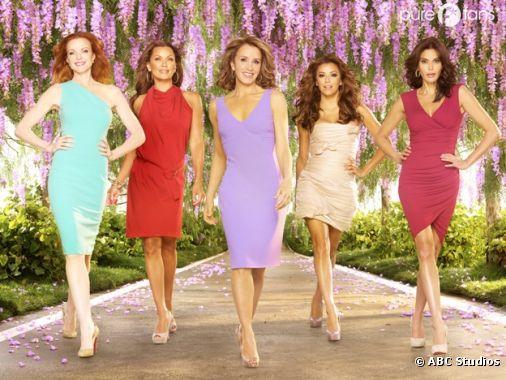 Les actrices tristes de la fin de Desperate Housewives