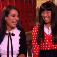 Glee saison 3 : gros fous rires dans les coulisses pour l'échange de corps (VIDEO)